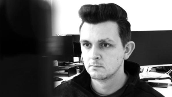 Staff Spotlight : Simon Appleby
